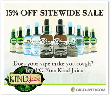 Kind Juice Premium Organic E-Liquid Sale