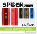 Laisimo Spider 200 Box Mod – $38.09