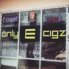Only E-Cigz Vapor Shop