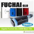 Sigelei Fuchai Glo 230W Box Mod / Kit – From $35.99