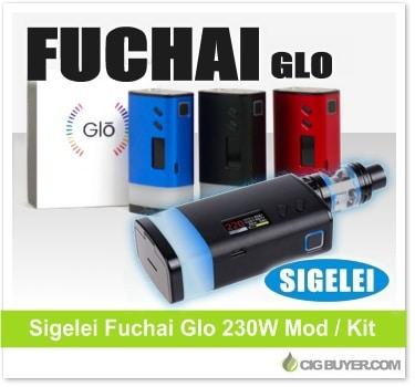 Sigelei Fuchai Glo 230W Box Mod / Kit