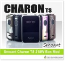 Smoant Charon TS 218W Box Mod – $58.99