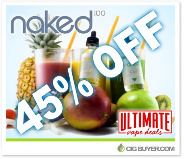 Naked 100 E-Liquid Deal