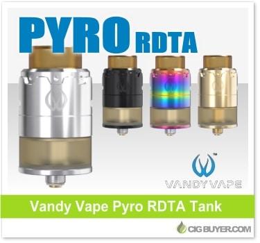 Vandy Vape Pyro RDTA Tank