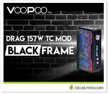 Voopoo Drag 157W Box Mod (Black)