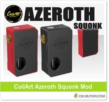 CoilArt Azeroth Squonk Mod
