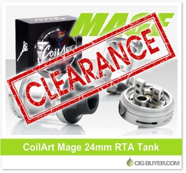 CoilArt Mage RTA Deal