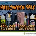 40% OFF E-Liquid / 30% OFF Hardware at CSVape