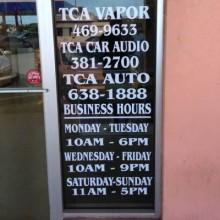 TCA Ecigs