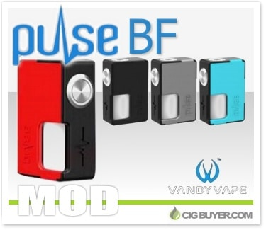 Vandy vape pulse bf squonk mod cig for Vape craft coupon code