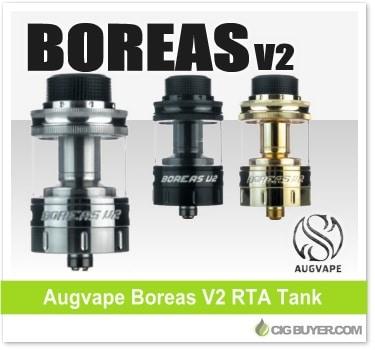 Augvape Boreas V2 RTA Tank