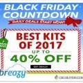Breazy.com Black Friday Countdown – Up to 40% OFF Kits!