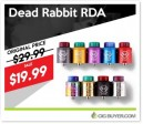 Hellvape Dead Rabbit RDA Deal – Just $19.99