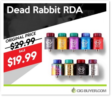 Hellvape Dead Rabbit RDA Deal