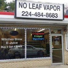 No Leaf Vapor