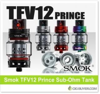 Smok TFV12 Prince Tank – $24.99