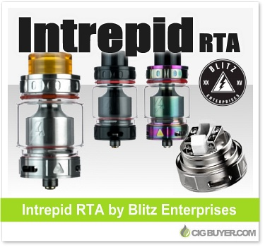 Blitz Intrepid RTA Tank