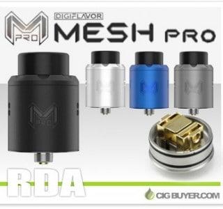 Digiflavor Mesh Pro RDA – $19.99