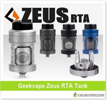 Geekvape Zeus RTA Tank