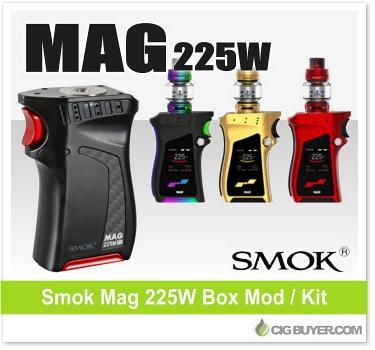 Smok Mag 225W Box Mod Kit