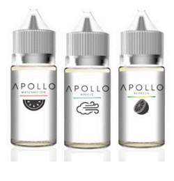 Apollo Nic Salt E-Juice
