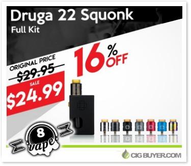 Augvape Druga Squonk Mod Kit