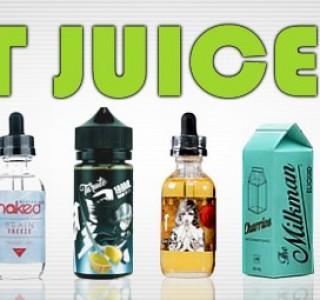 The Best E Cig Juice / Vape Liquid Brands and Companies of 2020