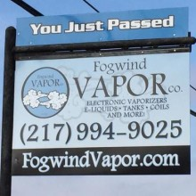 Fogwind Vapor Company