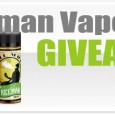 Freeman Vape Juice Giveaway (ENDED)