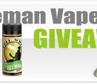 Freeman Vape Juice Giveaway