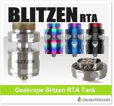 Geekvape Blitzen RTA Tank