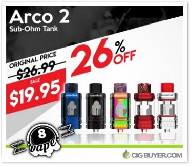 Horizon Arco 2 Sub-Ohm Tank