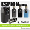 Joyetech Espion 200W Box Mod / Kit – From $40.35