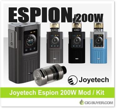 Joyetech Espion 200W Box Mod Kit