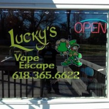 Lucky Vape Escape