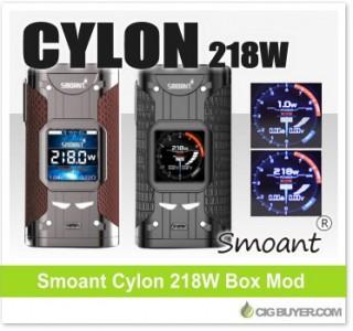 smoant-cylon-218w-box-mod