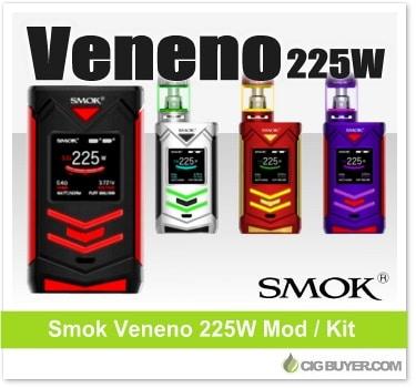 Smok Veneno 225W Box Mod Kit