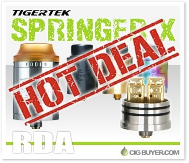 Tigertek Springer X RDA Deal