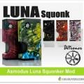 Ultroner / Asmodus Luna Squonker Box Mod – $90.00