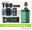 Voopoo Too 180W Box Mod / Kit – From $55.99