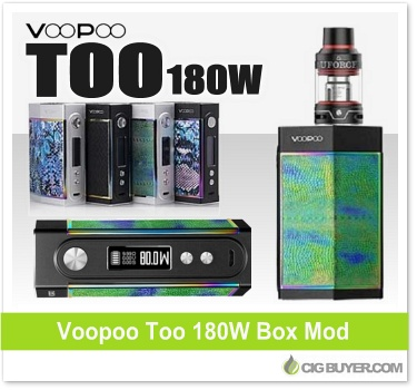 Voopoo Too 180W Box Mod Kit