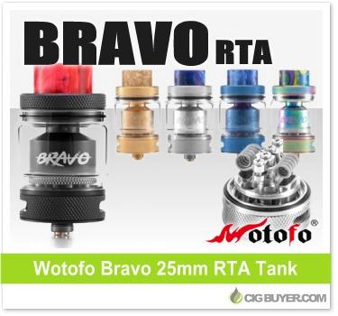 Wotofo Bravo RTA Tank