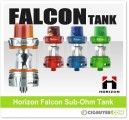 Horizon Falcon Sub-Ohm Tank – $23.99