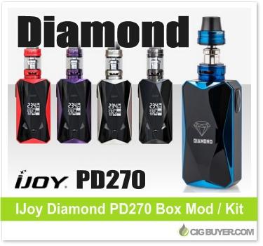 IJoy Diamond PD270 Box Mod Kit