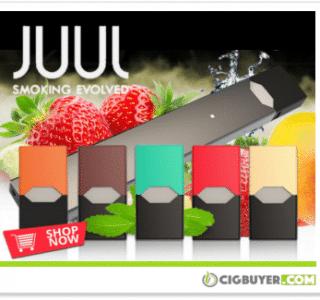 Juul Starter Kit ($33.99) + 4-Pack Refill Pods ($14.99)