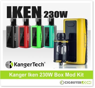 Kanger Iken 230W Box Mod Kit