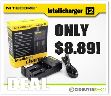 Nitcore i2 Battery Charger