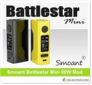 Smoant Battlestar Mini 80W Box Mod – $25.29