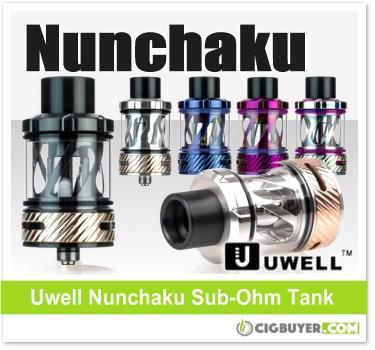 Uwell Nunchaku Sub-Ohm Tank
