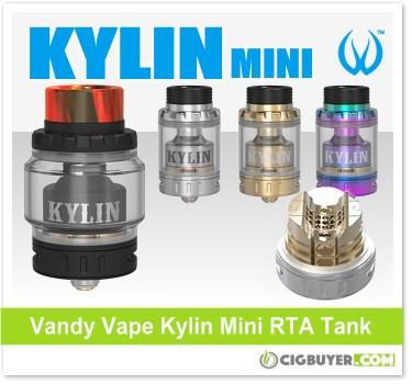 Vandy Vape Kylin Mini RTA Tank